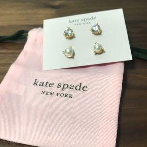 Kate Spade-Brand New Rise and Shine Earrings